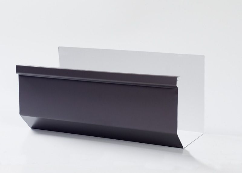 Viking Metal Products Commercial Gutters Commercial Box